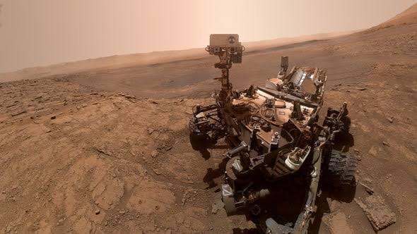 Researchers Are Looking For Sources Of Oxygen On Mars